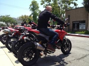 Pete & Ducati